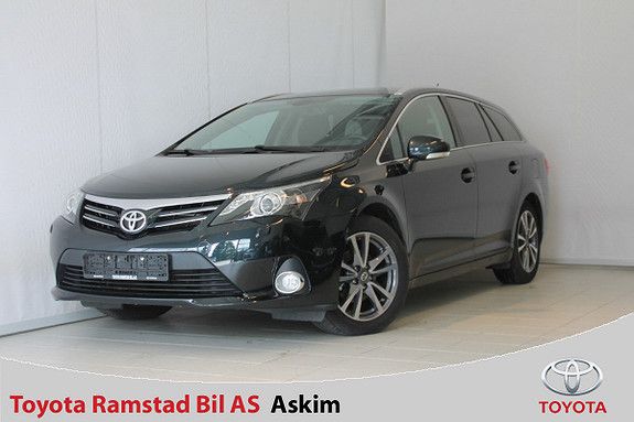 Toyota Avensis 2,0 D-4D 124hk Advance in Business  2013, 65 000 km, kr 219 000,-