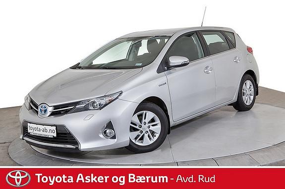 Toyota Auris 1,8 Hybrid E-CVT Active Go navi Dab+  2013, 42500 km, kr 194000,-