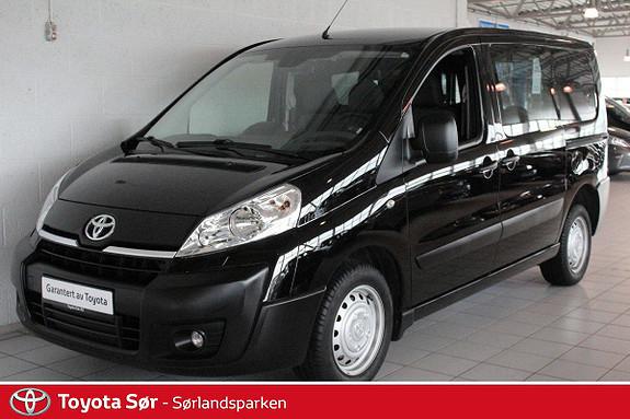 Toyota Proace 2,0 163hk L1H1 aut.  2014, 66500 km, kr 179000,-