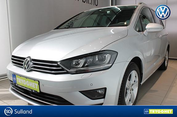 Volkswagen Golf Sportsvan 1,6 TDI 110hk Highline DSG RYGGEKAMERA, WEBASTO, KROK