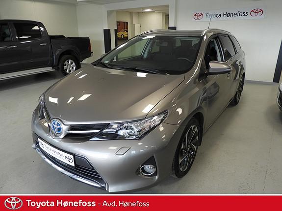 Toyota Auris 1,8 Hybrid E-CVT Active+ , Navi, DAB+,  2015, 58800 km, kr 219000,-