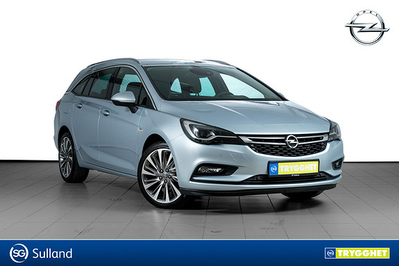 Opel Astra Sports Tourer 1,4 Turbo 150hk Premium aut