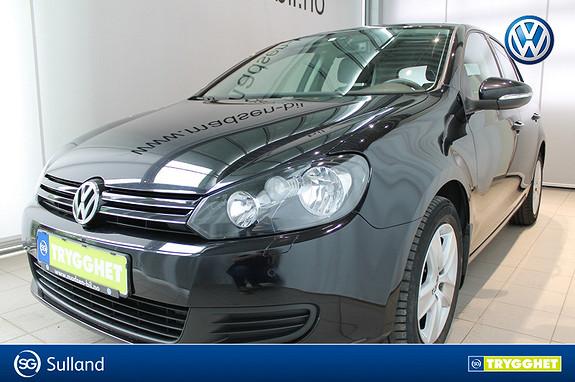 Volkswagen Golf 1,6 TDI 105hk Comfortline DSG **LAV KILOMETER** CRUISE