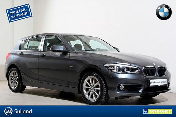 BMW 1-serie 116i -SportLine-DAB+-LED-Bluetooth-PDC-Norsk++