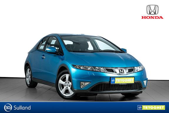 Honda Civic 1,4 Sport KOMPLETT SERVICEHISTORIKK-CRUISE-KLIMA-USB ++