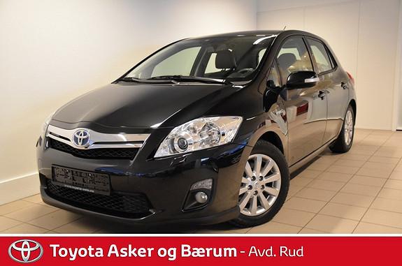 Toyota Auris 1,8 Hybrid Premium HSD  2012, 78400 km, kr 155000,-