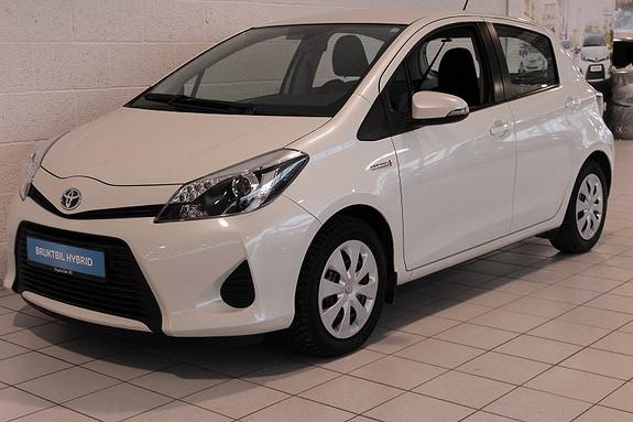 Toyota Yaris 1,5 Hybrid Active  2014, 37000 km, kr 165000,-