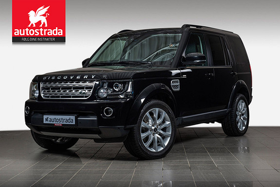 Land Rover Discovery HSE SDV6