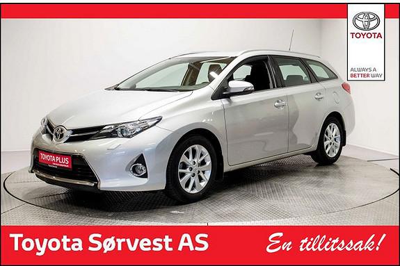 Toyota Auris Touring Sports 1,6 Active+ (God baggasjeplass, premium  2014, 35614 km, kr 198000,-