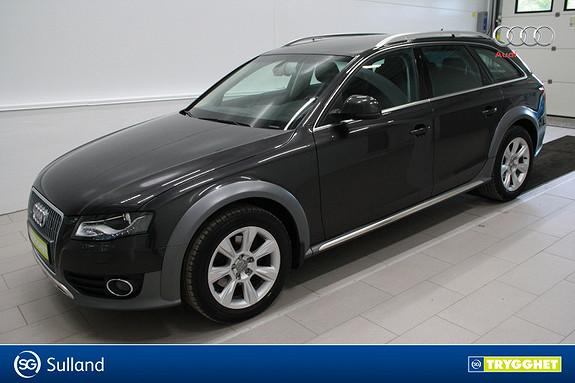 Audi A4 allroad 2.0 TDI 143 hk quattro manuell Lekker Allroad