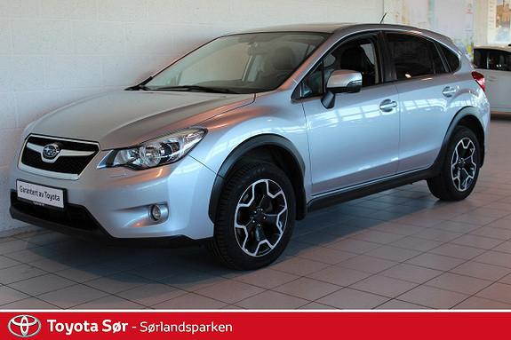 Subaru XV 2,0D Premium 147hk Innbyttegaranti kr. 20.000,-  2012, 69500 km, kr 229000,-