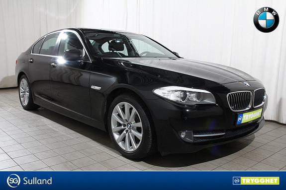 BMW 5-serie 520d Automat Xenon-Soltak-EL.Hengerfeste-PDC