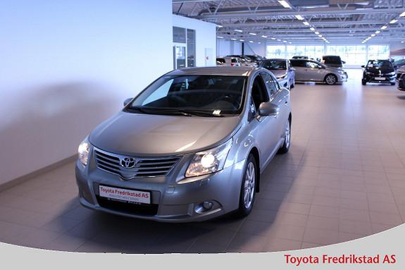 Toyota Avensis 1,8 147hk Executive Multidrive S  2009, 128600 km, kr 129000,-