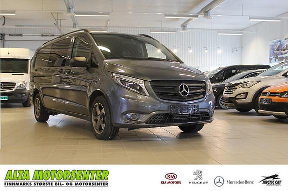 Mercedes-Benz Vito  2015, 50000 km, kr 449000,-