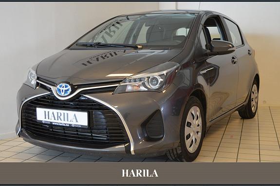 Toyota Yaris 1,5 Hybrid Active S e-CVT  2015, 41770 km, kr 190000,-