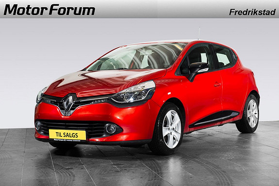 Renault Clio TCe 90 Expression  2014, 23000 km, kr 134000,-