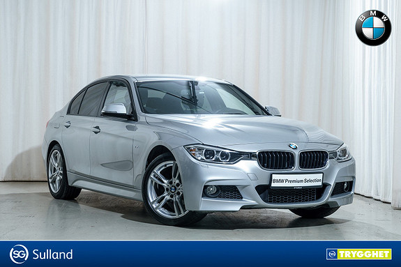 BMW 3-serie 316i aut M-Sport Krok DAB Alcantara