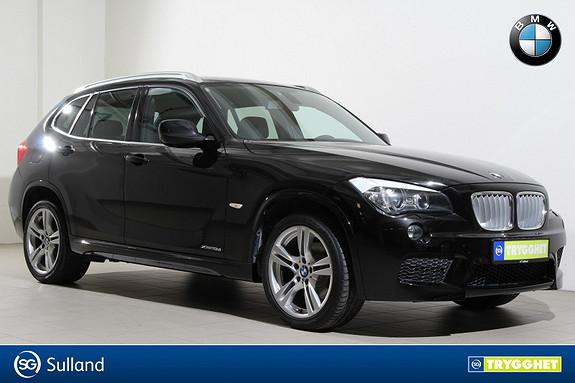 BMW X1 xDrive18d (136hk) Automat M-Sport/Avt.hengerfeste/DAB+
