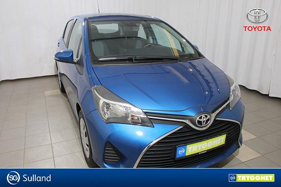 Toyota Yaris 1,0 Active S