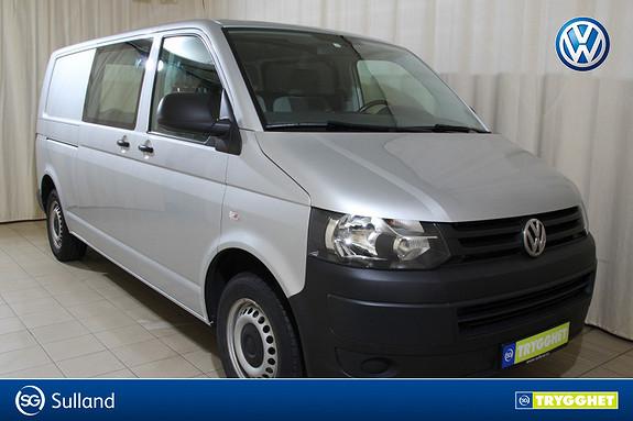 Volkswagen Transporter 2,0 TDI 140hk 4Motion u/vindu LAV KM