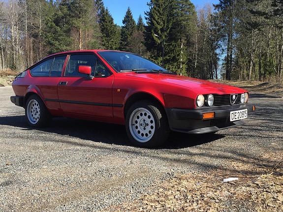Alfa Romeo GTV 2.0 1981, 67000 km, kr 87569,-