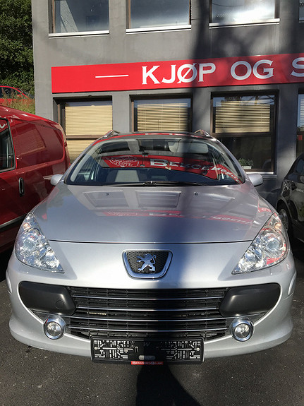 Peugeot 307 SW 1,6 HDI SW  2007, 159000 km, kr 49000,-