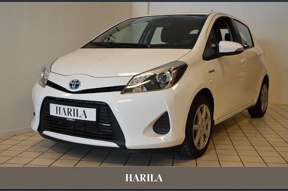 Toyota Yaris 1,5 Hybrid Active  2013, 31733 km, kr 169000,-