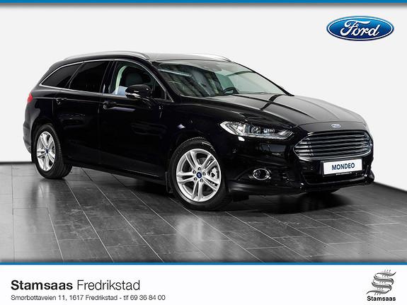Ford Mondeo 2,0 TDCi 180hk Titanium AWD aut Titanium 4x4 180HK Aut