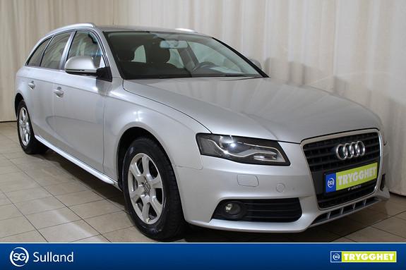 Audi A4 2,0 TDI 120 hk AVANT
