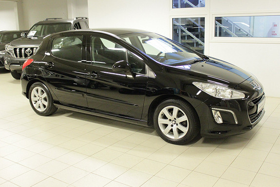 Peugeot 308 1,6 e-HDi Active Blue Lion EMG 112 hk  2011, 28000 km, kr 109000,-