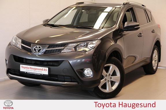 Toyota RAV4 2,0 D-4D 2WD Executive Skinn, kamera, navi, tectylert  2013, 56312 km, kr 279000,-