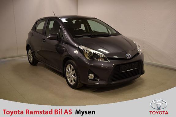 Toyota Yaris 1,5 Hybrid Active e-CVT  2014, 37100 km, kr 165000,-