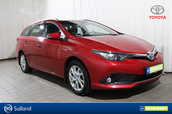 Toyota Auris Touring Sports 1,8 Hybrid Active S Navi-Bluetooth-Cruis