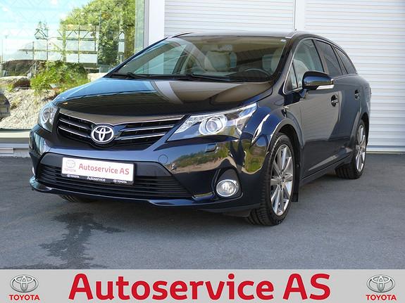 Toyota Avensis 1,8 147hk Premium Multidrive S  2012, 94000 km, kr 189000,-