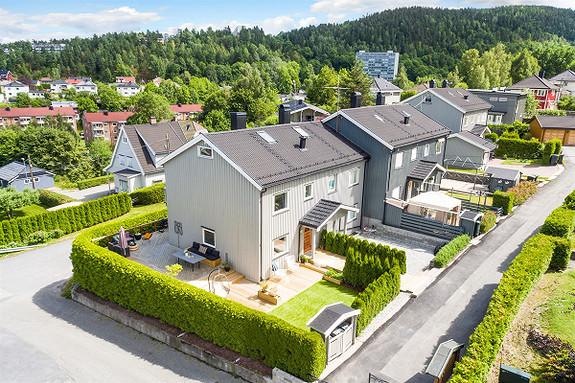 6-roms tomannsbolig - Drammen - 3 990 000,- Nordvik & Partners