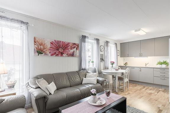 2-roms leilighet - Bjugn - 1 490 000,- Olden & Partners