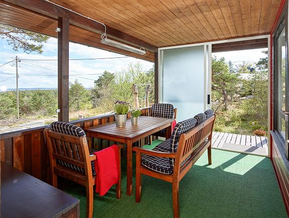 Stor hytte med innlagt VA og båtplass -Djupeklo/Onsøy