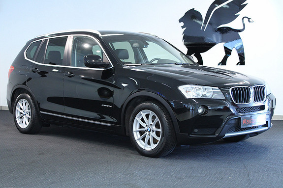 BMW X3 xDrive 20d 184hk  2011, 168000 km, kr 219000,-