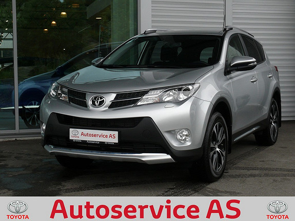 Toyota RAV4 2,0 D-4D 4WD 71'N Editon  2015, 18000 km, kr 359000,-