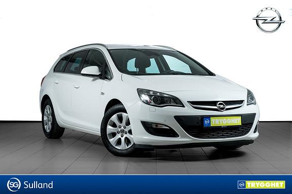 Opel Astra 1,7 CDTi 110hk Sports Tourer Cosmo Prisgunstig