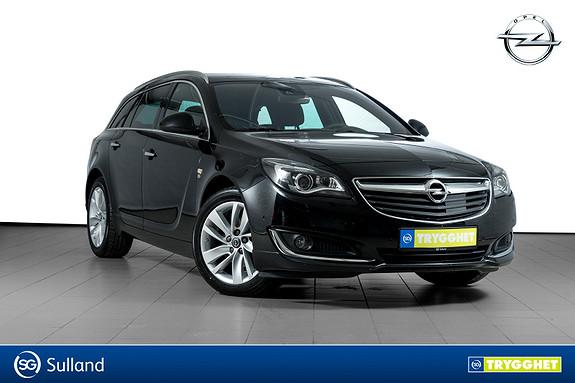 Opel Insignia Sports Tourer 2,0 CDTi 170hk Premium aut GODT UTSTYRT