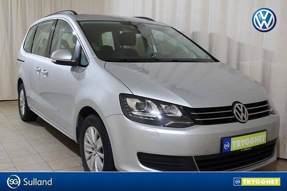 Volkswagen Sharan 2,0 140 TDI BMT Comfortline