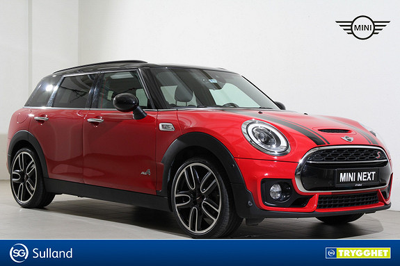 MINI Clubman Cooper SD ALL4 aut