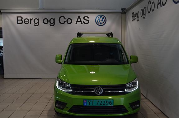 Bilbilde: Volkswagen Caddy