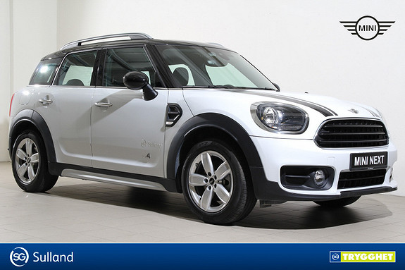 MINI Countryman Cooper ALL4 -Lyspakke-DAB+-PDC-HarmanKardon-Navi++