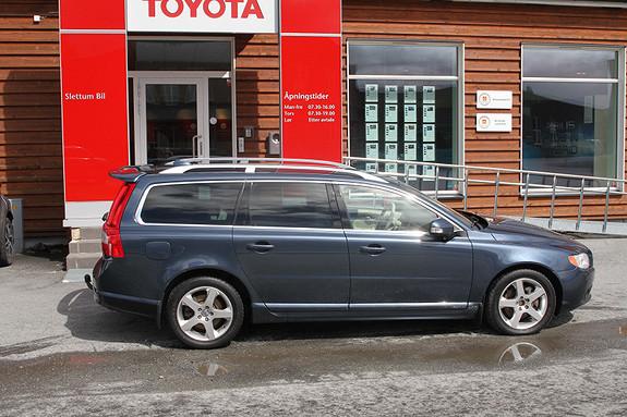 Volvo V70 2,4 D5 AWD Kinetic aut. Hengerfeste/motorvarmer  2008, 157143 km, kr 269000,-