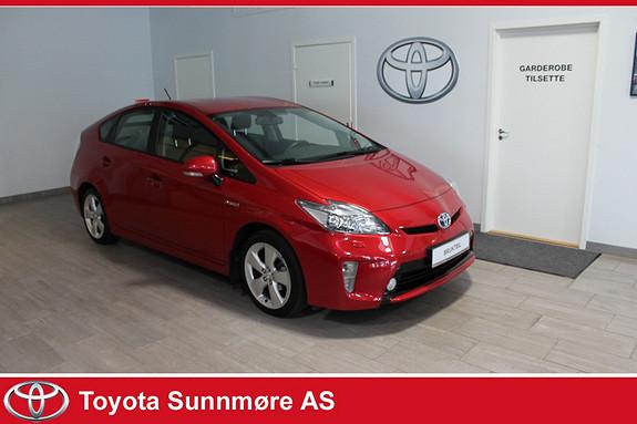 Toyota Prius 1,8 VVT-i Hybrid Executive **LAV KM**VELHOLDT**DAB+**TE  2014, 36000 km, kr 209000,-