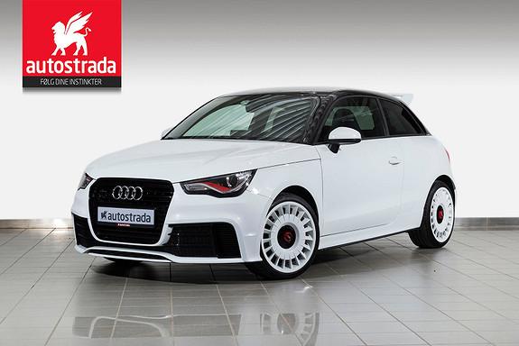 Audi A1 Quattro 2,0 Turbobensin 1 av 333  2013, 20500 km, kr 650000,-