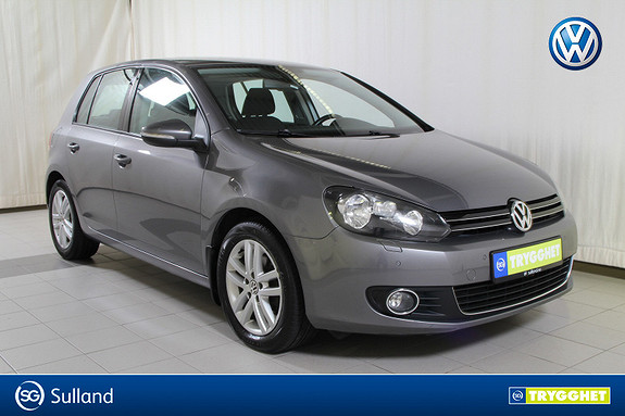 Volkswagen Golf 2,0 TDI 140hk Highline