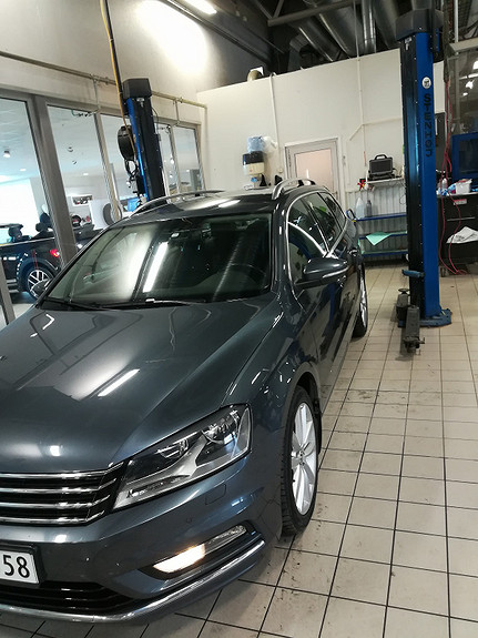 Volkswagen Passat 2,0 TDI 140hk BMT Highline R DSG 2014, 105000 km, kr 213660,-